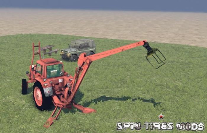 Трактор МТЗ 82: технические характеристики, норма расхода.