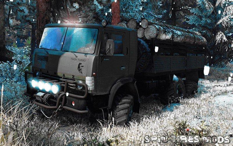 Мод МТЗ-82 «Беларус» для Spin Tires 2014 для Spintires